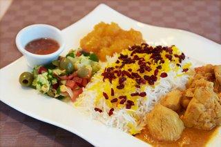 La Table Afghane Cuisines Du Monde Oriental Livraison à